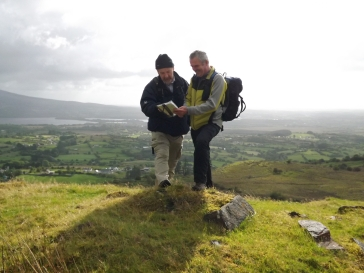 Episode 1 Michael Harding along with Phillip James, his guide in Roscommon
